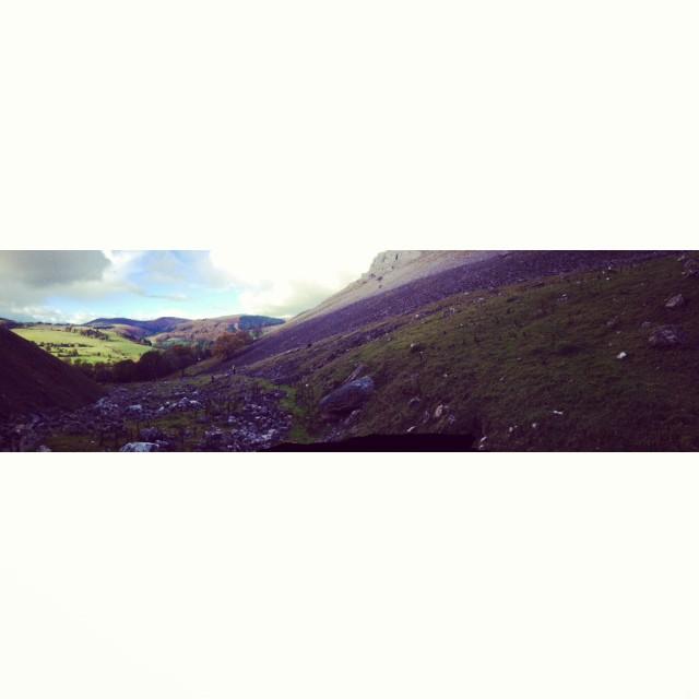 cloud hill llangollen