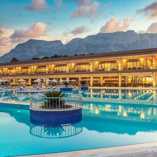 The 20 Best Luxury Hotels In Kemer Luxuryhotel World