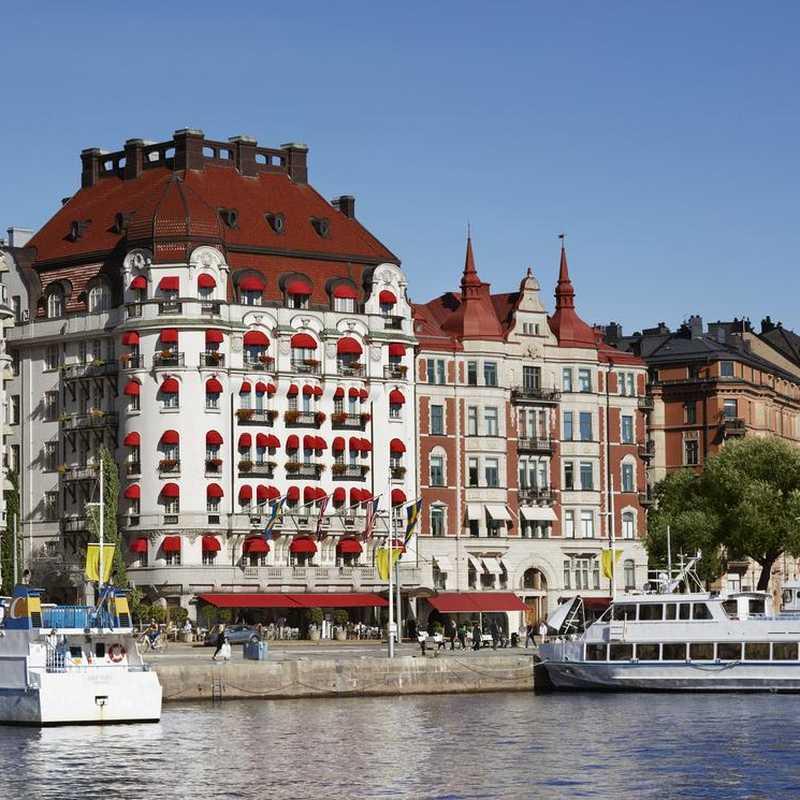 hotel diplomat stockholm in stockholm. Black Bedroom Furniture Sets. Home Design Ideas