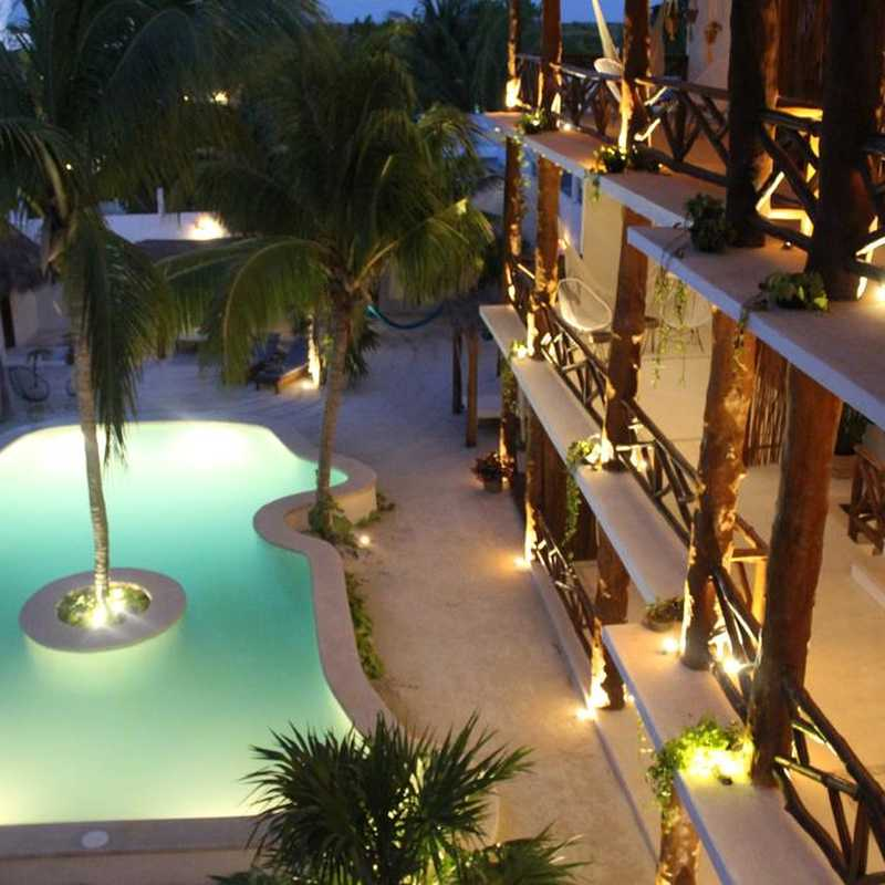 The 16 Best Boutique Hotels In Holbox Island Boutiquehotel Me
