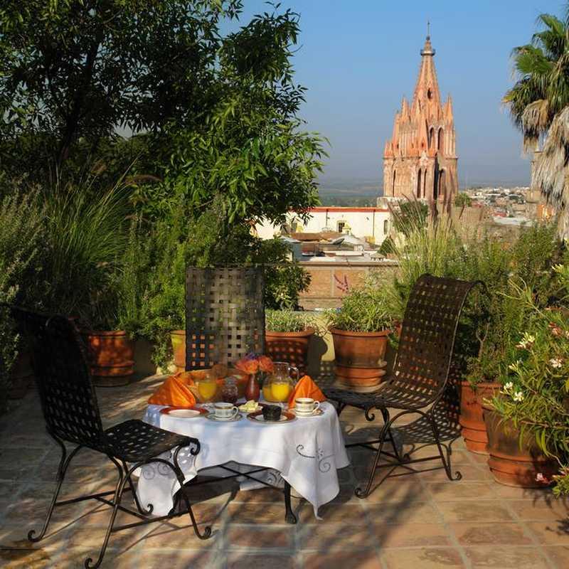 Los 20 Mejores Hoteles Boutique De San Miguel De Allende