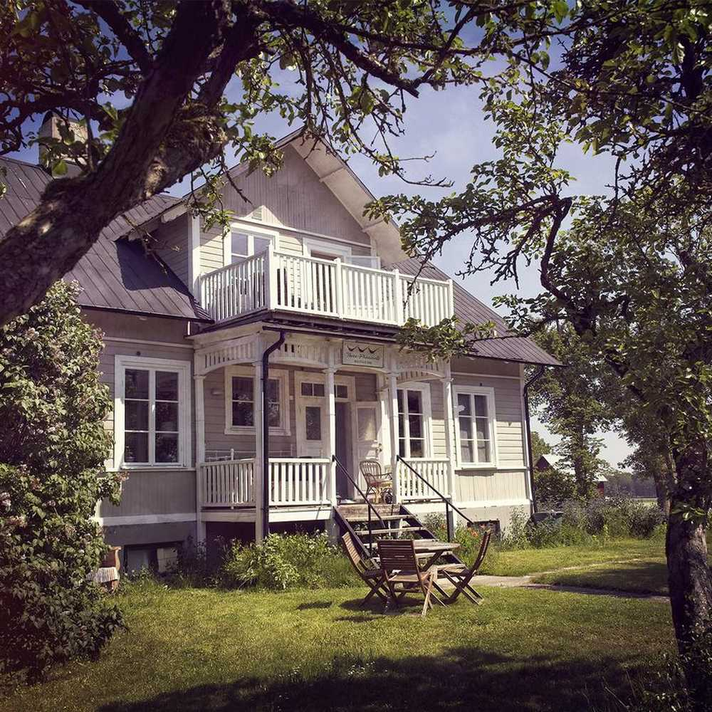 bed and breakfast gotland visby
