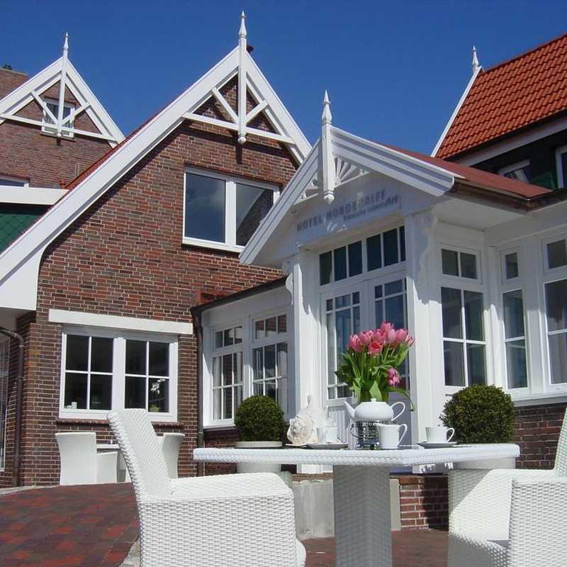 The 5 best boutique hotels in langeoog for Designhotel langeoog