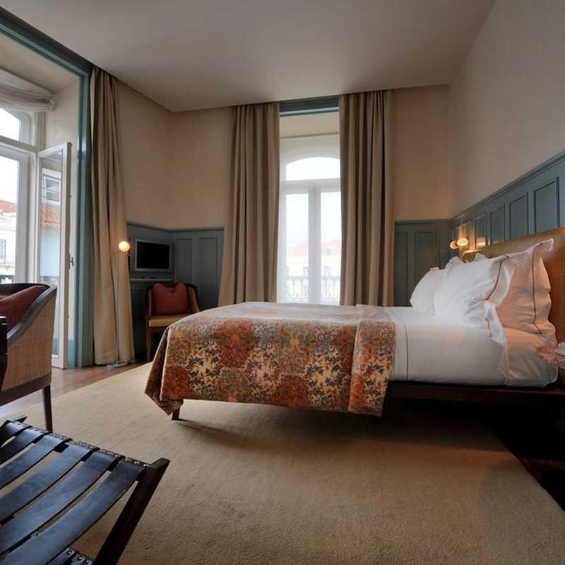 Les 7 Meilleurs Hôtels De Luxe Chiado Lisbonne