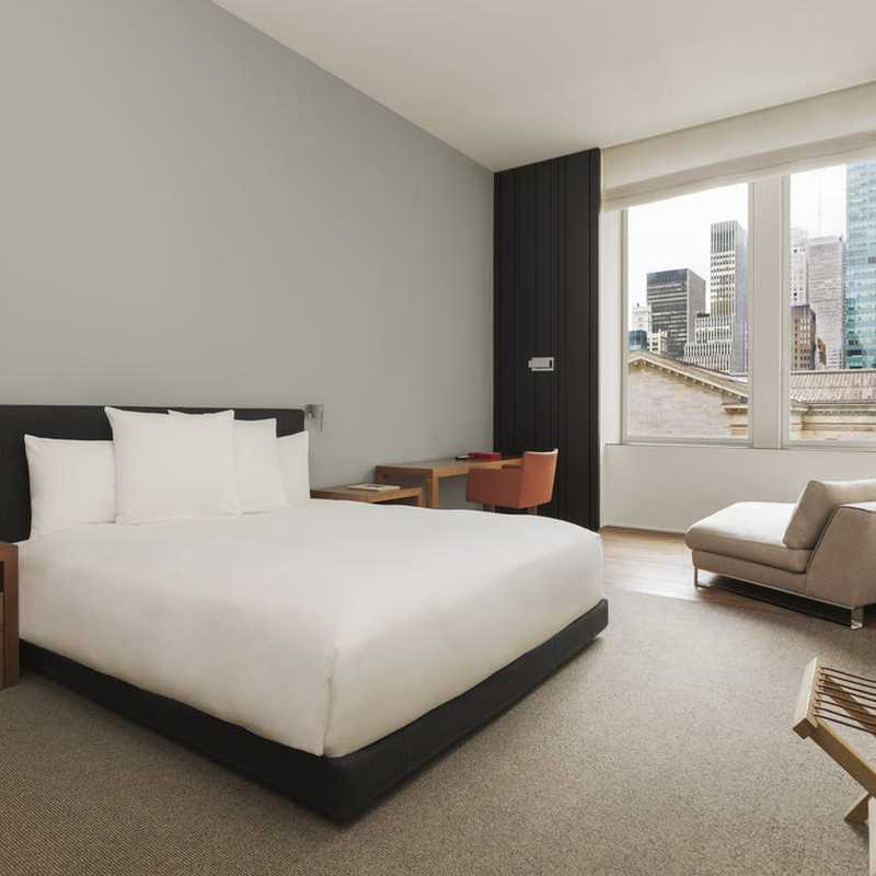 Andaz 40th Avenuea Concept By Hyatt In New York Impressive Two Bedroom Suites In Nyc Concept Design