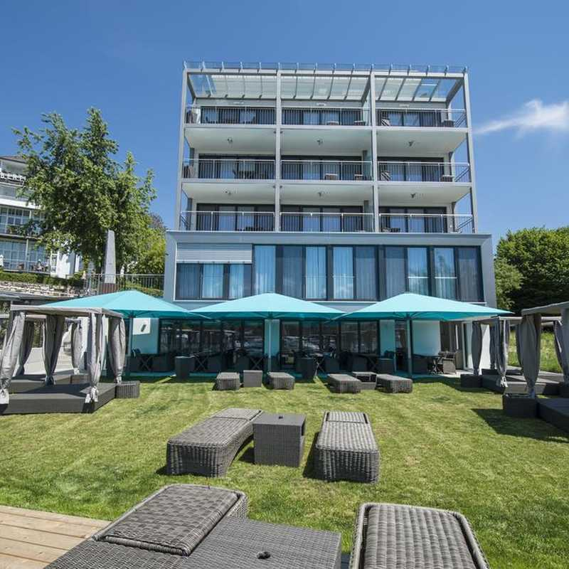 hotels am wörthersee