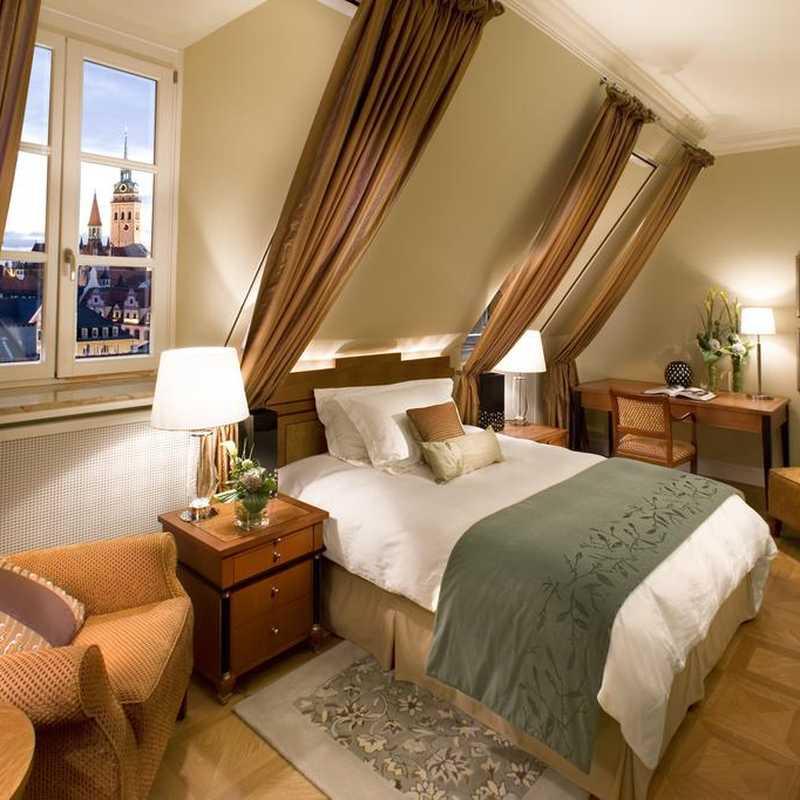 Ten Top Hotels In Munich