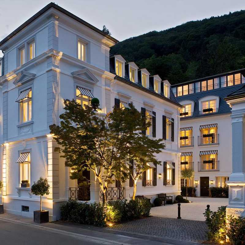 The 18 Best Boutique Hotels In Heidelberg