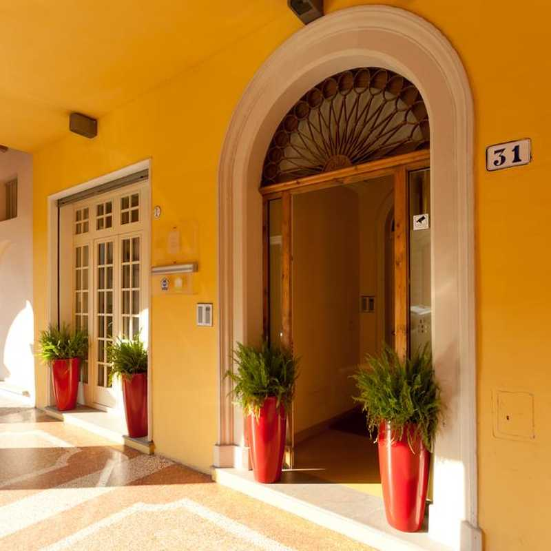 The 20 best boutique hotels in bologna for Boutique bologna